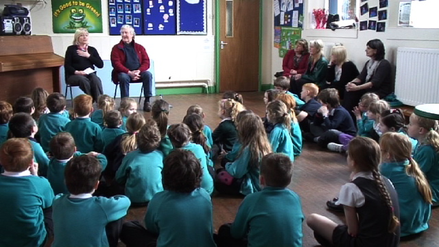 Taking Our Singing Heritage to local schools