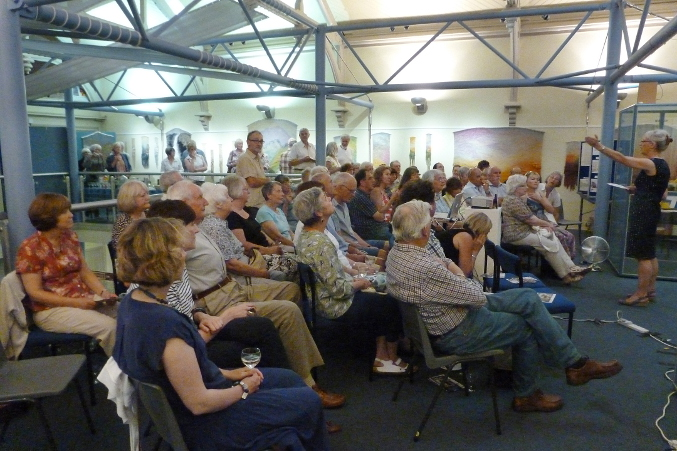 Launch of the Percy Terrace DVD